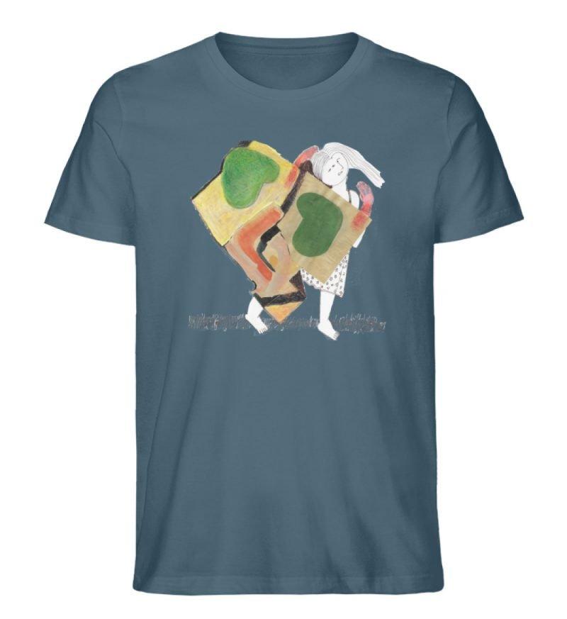 """""""o. T. """" von Silke Hoffmann - Herren Premium Organic Shirt-6880"""