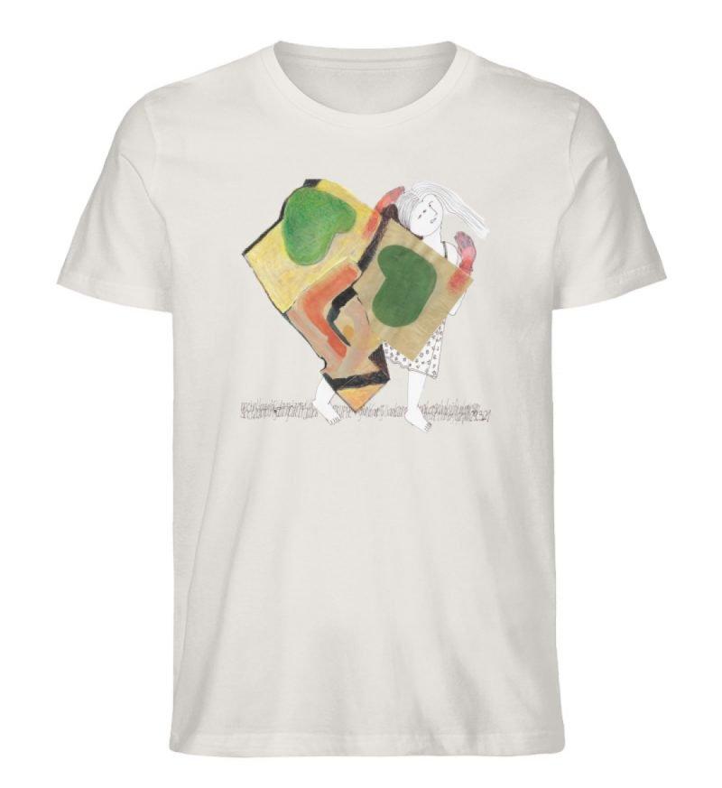 """""""o. T. """" von Silke Hoffmann - Herren Premium Organic Shirt-6865"""