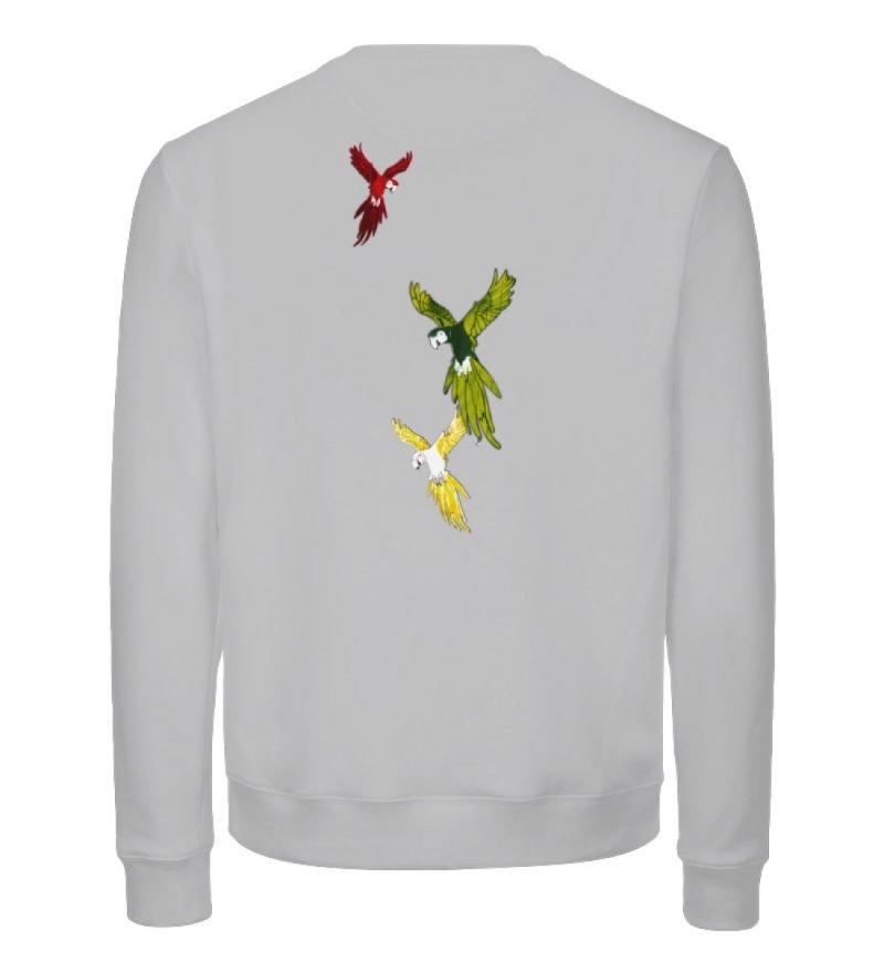 """""""Momente der Empörung"""" von Sarah Ludes - Unisex Organic Sweatshirt-17"""